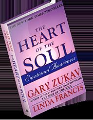 The Heart of the Soul book by Gary Zukav & Linda Francis