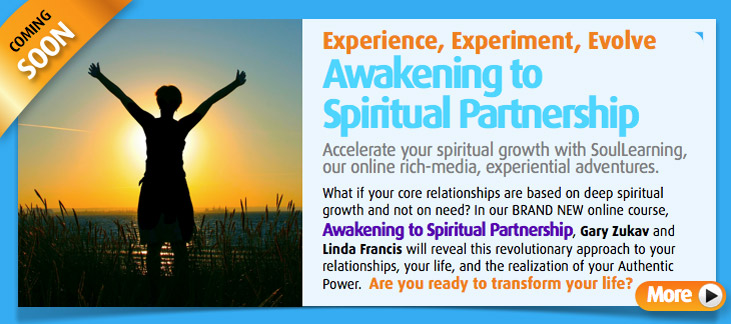 Awakening to Spiritual Partnership eCourse