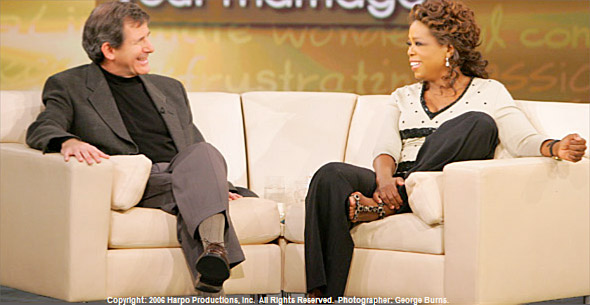Gary Zukav on the Oprah Winfrey Show