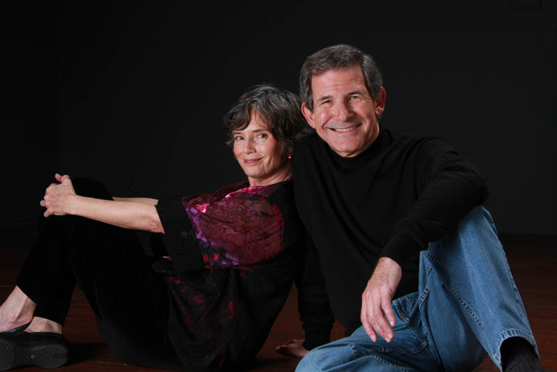 Linda Francis and Gary Zukav, Spiritual Partners